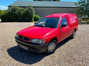 Picture of Beautiful 1994 MK5 Ford Escort 1.3 Van - Getting Very Scarce For Sale