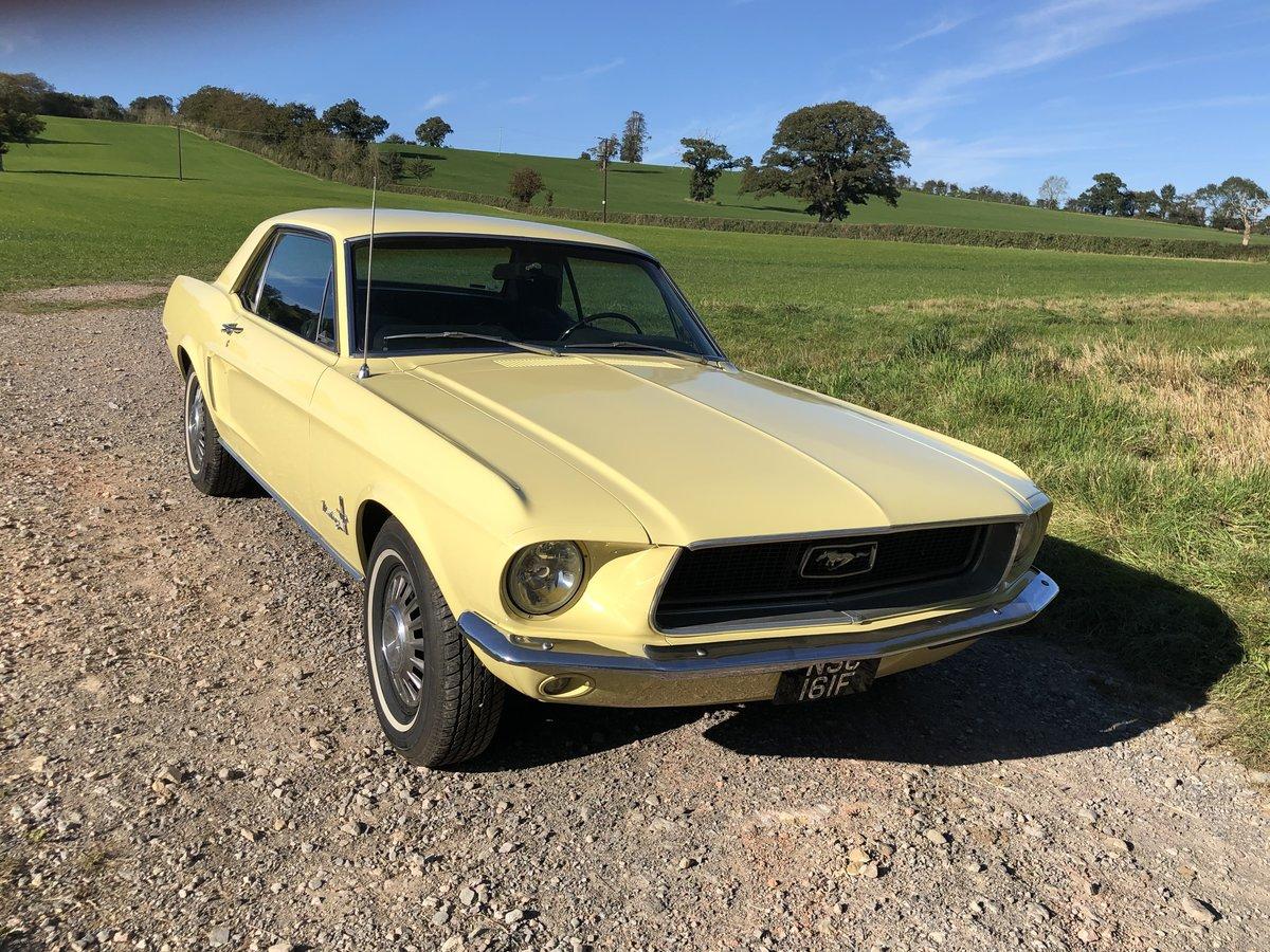 1968 Mustang Near Me