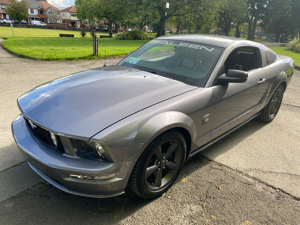 2006 FORD MUSTANG GT SALEEN SUPERCHARGED (MANUAL) For Sale (picture 2 of 6)