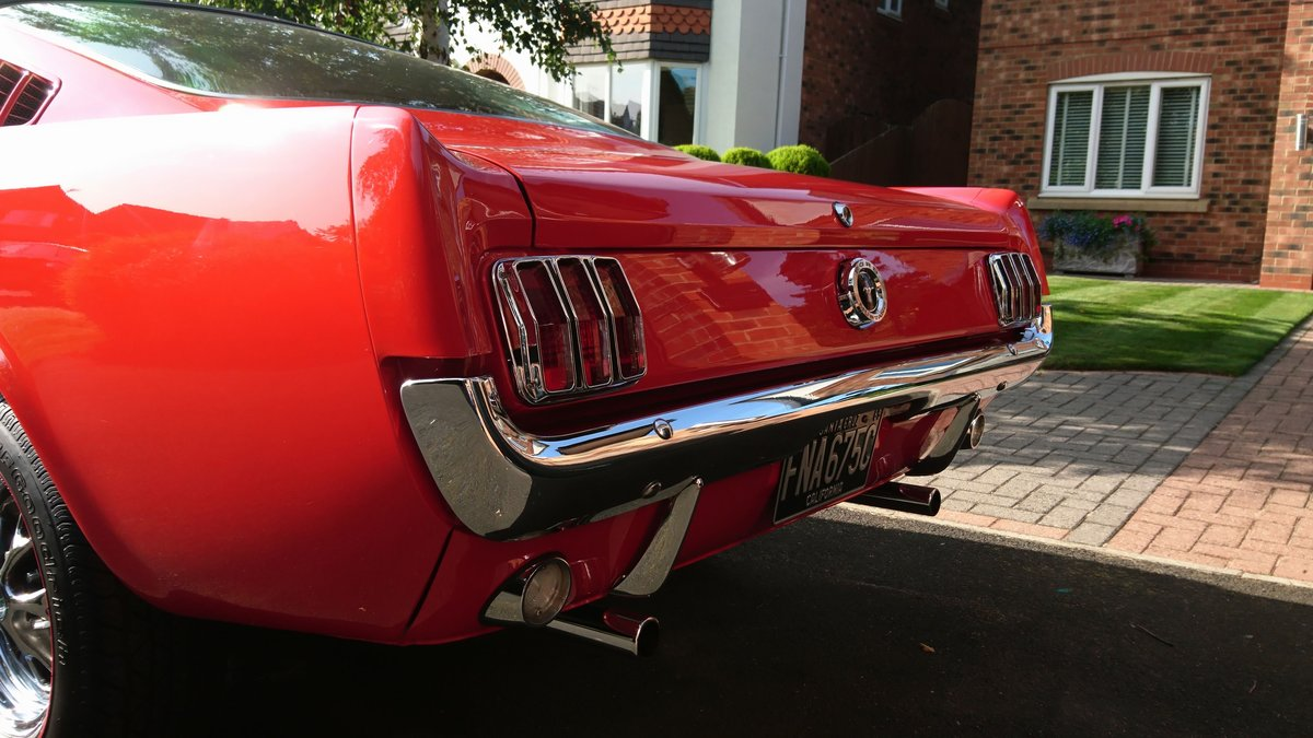 1965 Ford Mustang Fastback For Sale (picture 5 of 6)