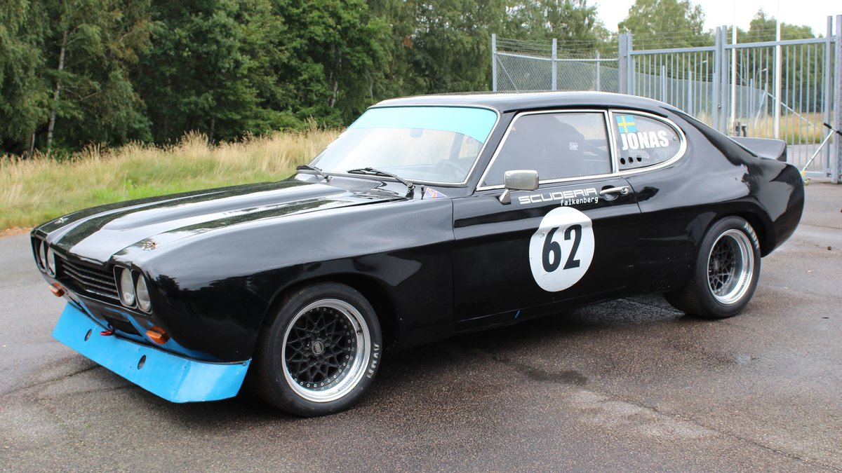 1973 Ford Capri RS3100 For Sale (picture 2 of 6)