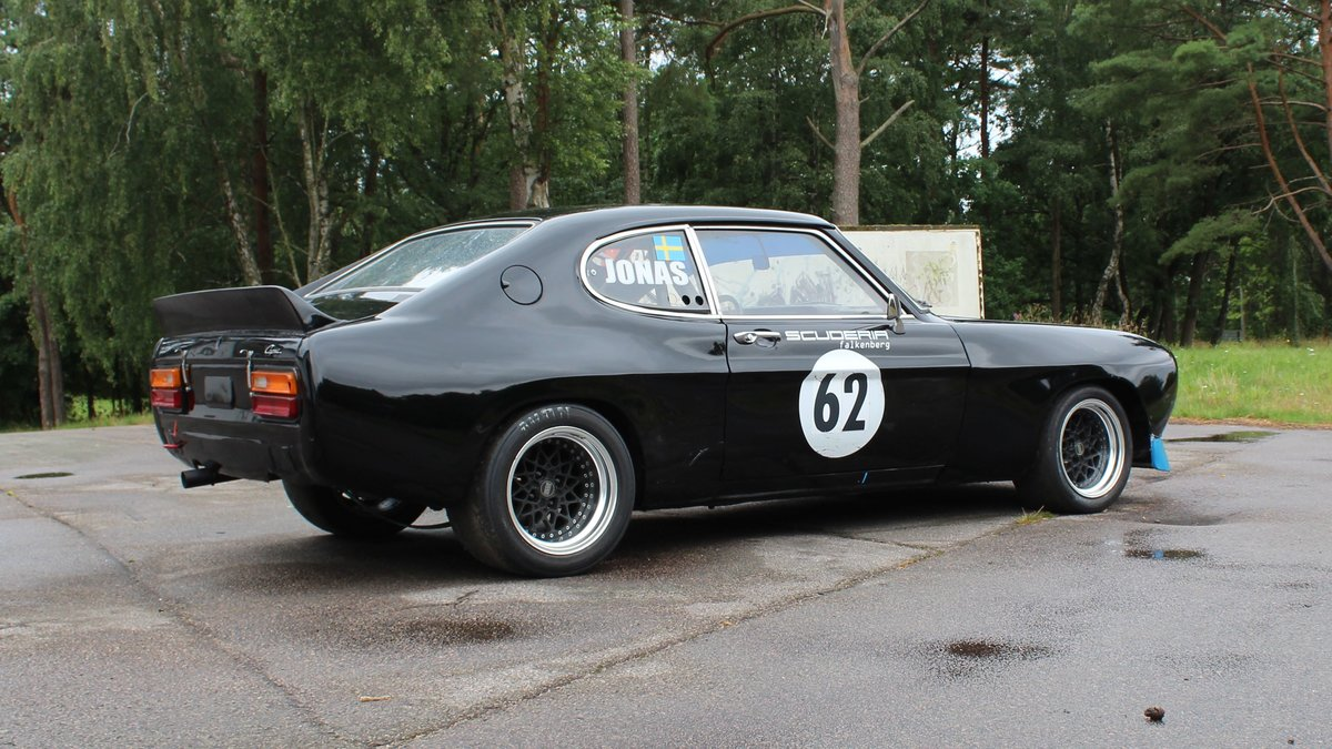 1973 Ford Capri RS3100 For Sale (picture 4 of 6)