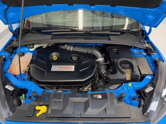 2018 Focus RS MK3 Blue Edition, 17,300 miles SOLD (picture 4 of 6)
