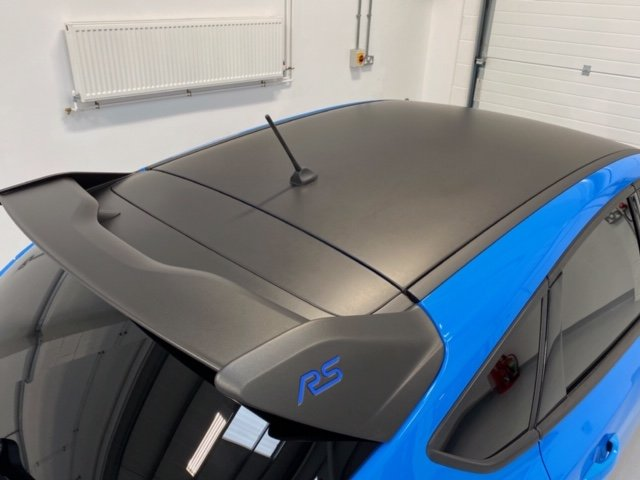 2018 Focus RS MK3 Blue Edition, 17,300 miles SOLD (picture 6 of 6)