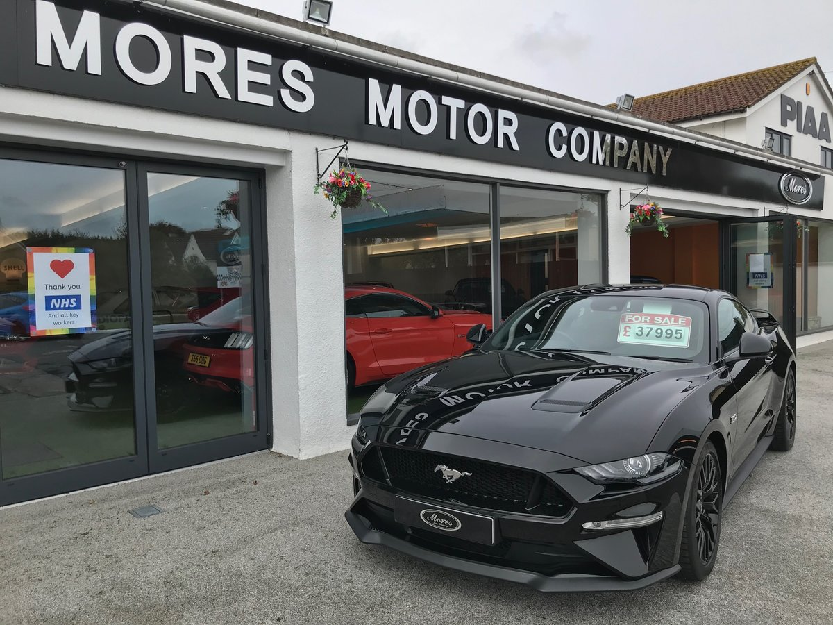 2019 Ford Mustang GT V8 Manual Facelift Custom Pack 3 + MagnaRide SOLD (picture 1 of 6)
