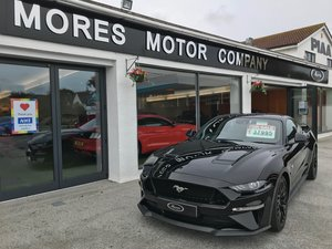 Picture of 2019 Ford Mustang GT V8 Manual Facelift Custom Pack 3 + MagnaRide SOLD