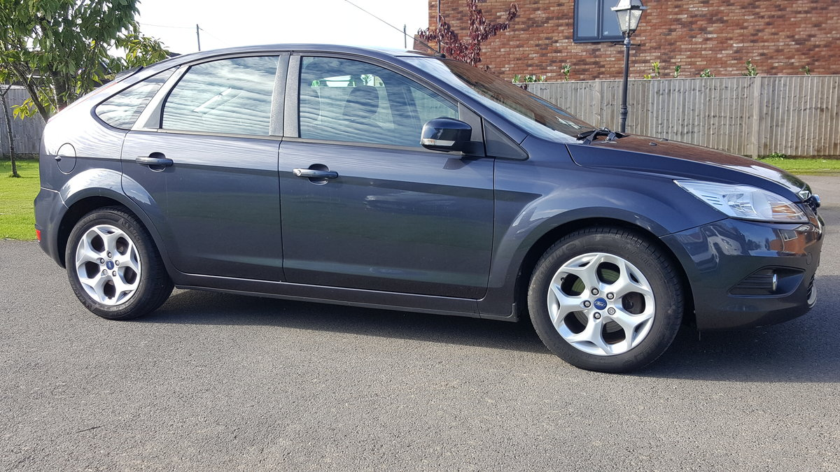 2011 FOCUS 1.6 TDCI - NEW CAMBELT - F/S/H For Sale (picture 1 of 6)