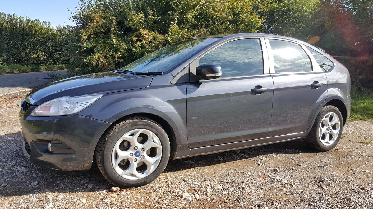 2011 FOCUS 1.6 TDCI - NEW CAMBELT - F/S/H For Sale (picture 2 of 6)