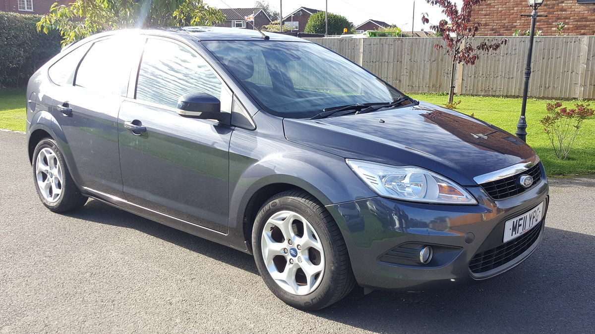 2011 FOCUS 1.6 TDCI - NEW CAMBELT - F/S/H For Sale (picture 6 of 6)