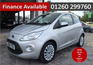 Picture of 2010 FORD KA 1.2 ZETEC 3DR For Sale