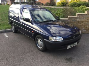 Ford escort van one private owner.55k miles