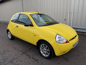 Picture of 2000 W FORD KA 1.3 59 BHP MILLENNIUM EDITION WITH 7K MILES SOLD