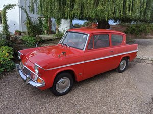 Picture of 1966 FORD ANGLIA DE LUXE. RESTORED.  For Sale