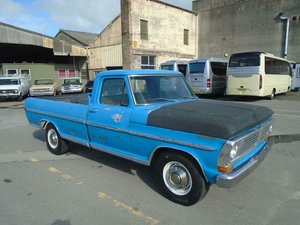 Picture of 1970 FORD F250 5.9 V8 AUTO PICK UP (1971) FACTORY BLUE!  SOLD