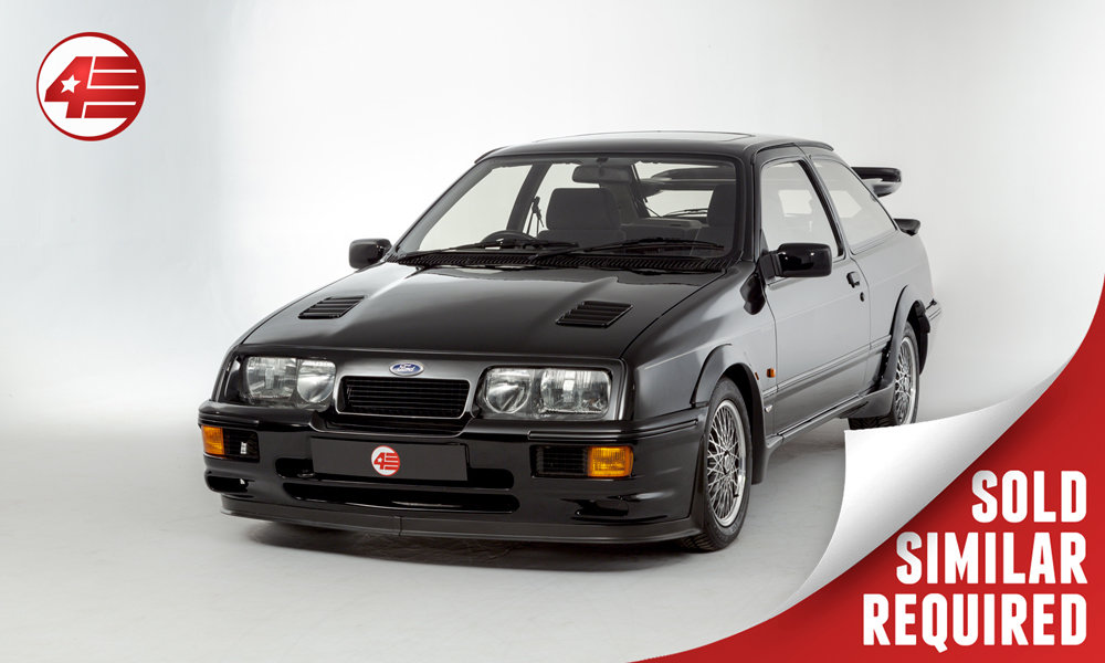 1987 Ford Sierra RS500 Cosworth /// RARE /// 47k Miles SOLD (picture 1 of 3)