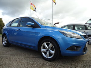 Picture of 2011 LOW MILEAGE FOCUS ZETEC CLIMATE 1.6 PETROL For Sale