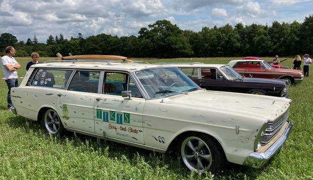 1966 Galaxie station Wagon For Sale (picture 1 of 6)