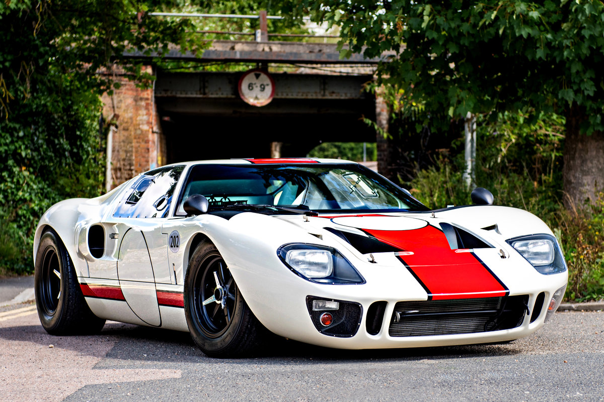 1965 Ford GT40P For Sale (picture 2 of 8)