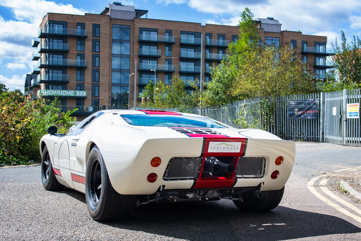 1965 Ford GT40P For Sale (picture 3 of 8)