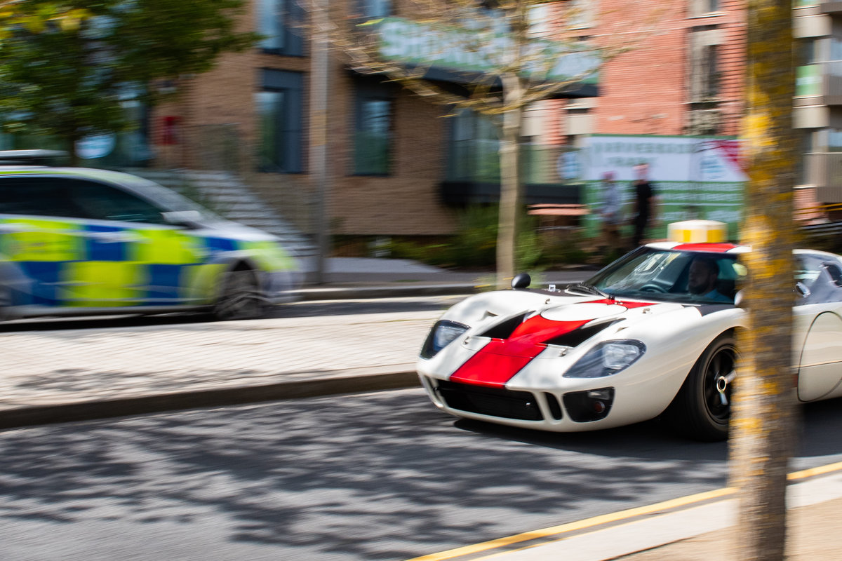 1965 Ford GT40P For Sale (picture 4 of 8)