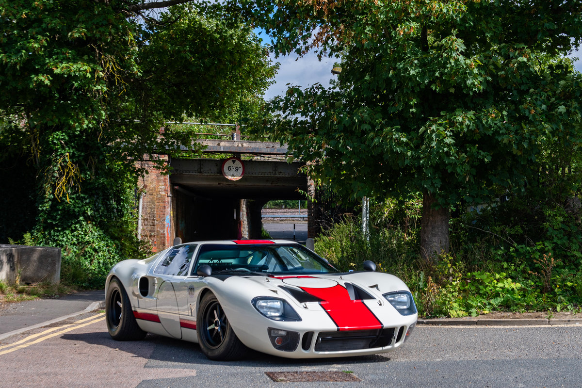 1965 Ford GT40P For Sale (picture 5 of 8)