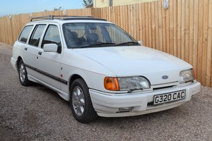 Picture of 1990 Ford Sierra 2.8 Ghia Estate 4X4 For Sale by Auction