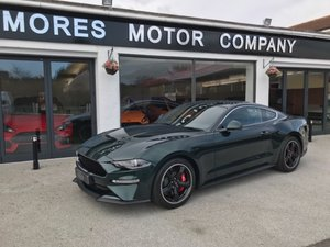 Ford Mustang Bullitt Edition 2020 1 of 300, Just 1270 miles
