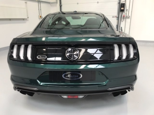 Ford Mustang Bullitt Edition 2020 1 of 300, Just 1270 miles SOLD (picture 4 of 6)