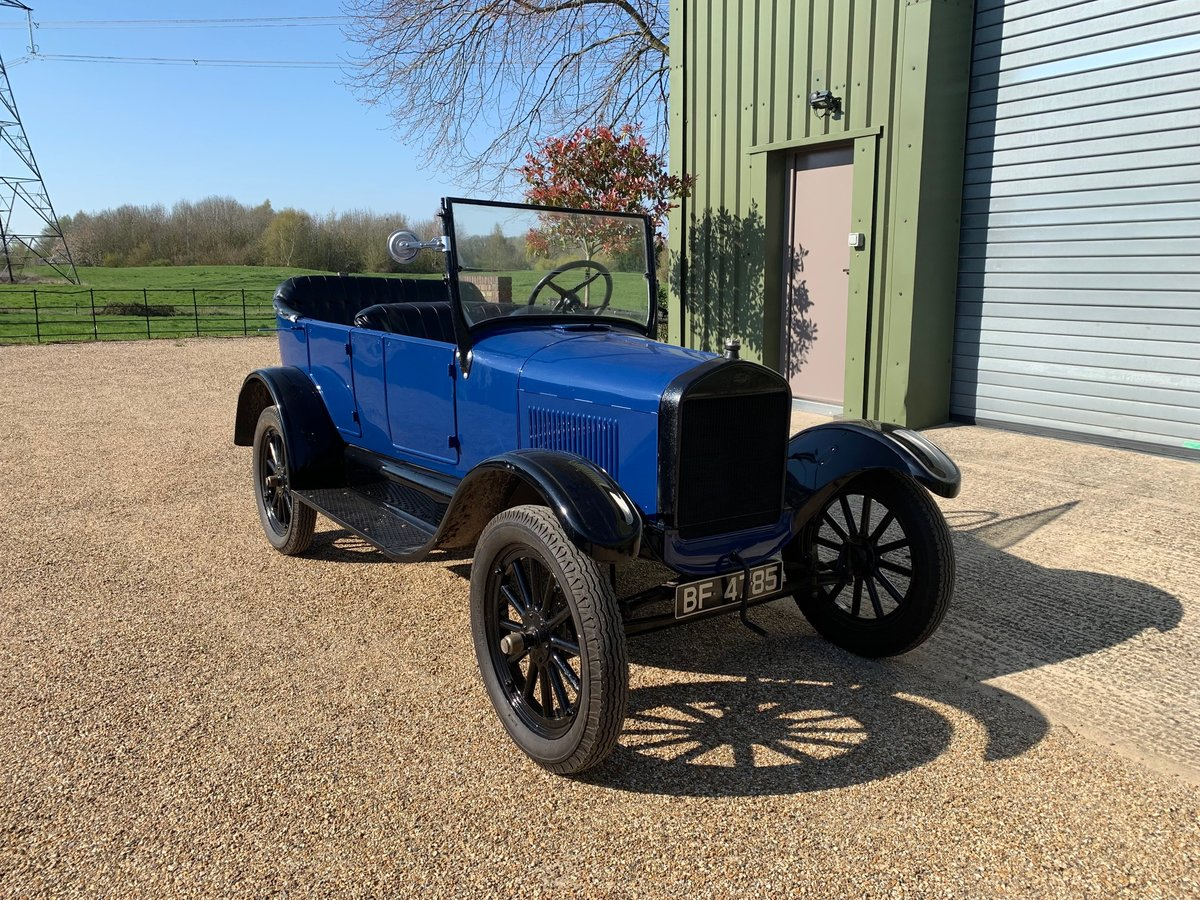 1926 Model T Ford For Sale (picture 1 of 1)