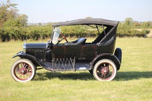 Picture of 1925 Model T