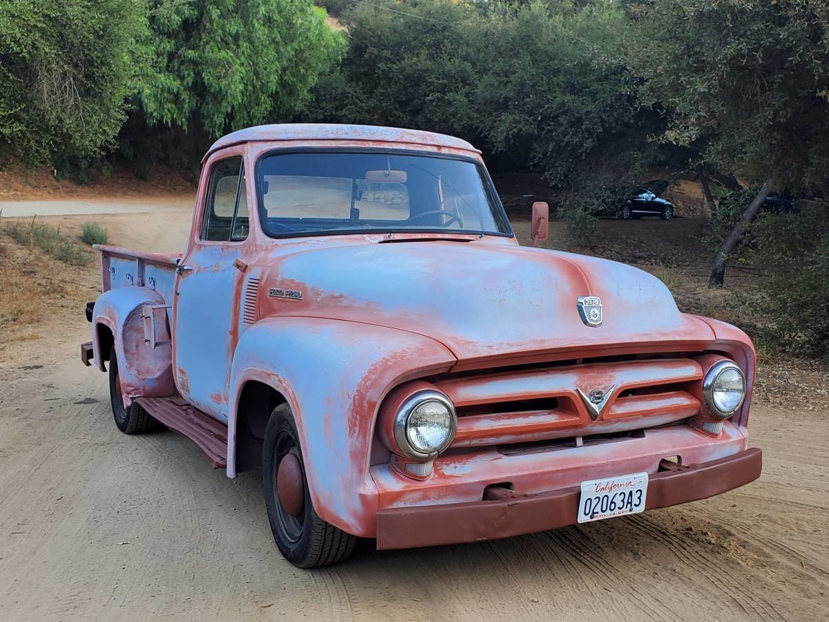 1953 Ford F100 v8 For Sale (picture 1 of 6)