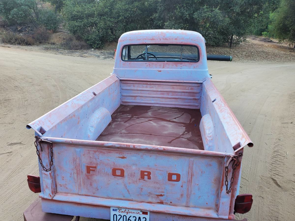 1953 Ford F100 v8 For Sale (picture 2 of 6)