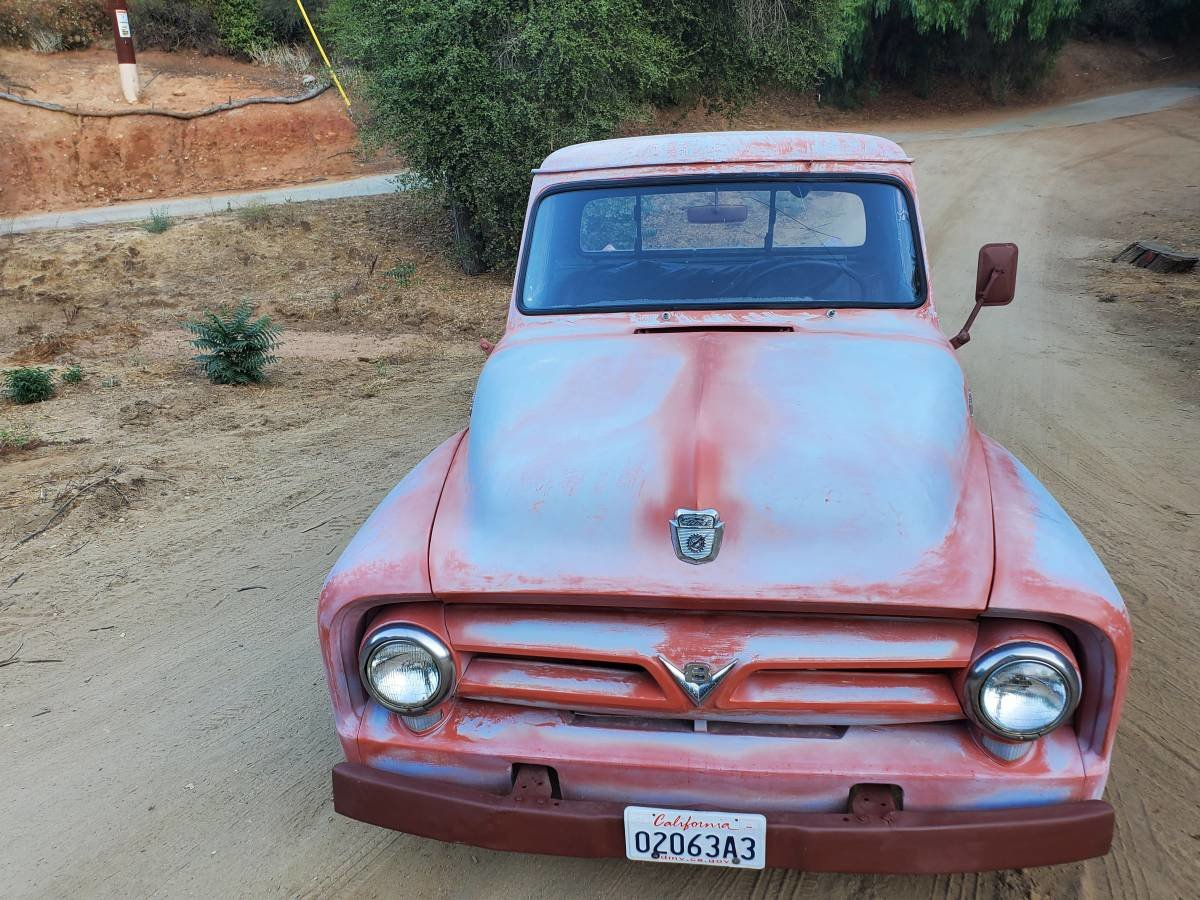 1953 Ford F100 v8 For Sale (picture 3 of 6)