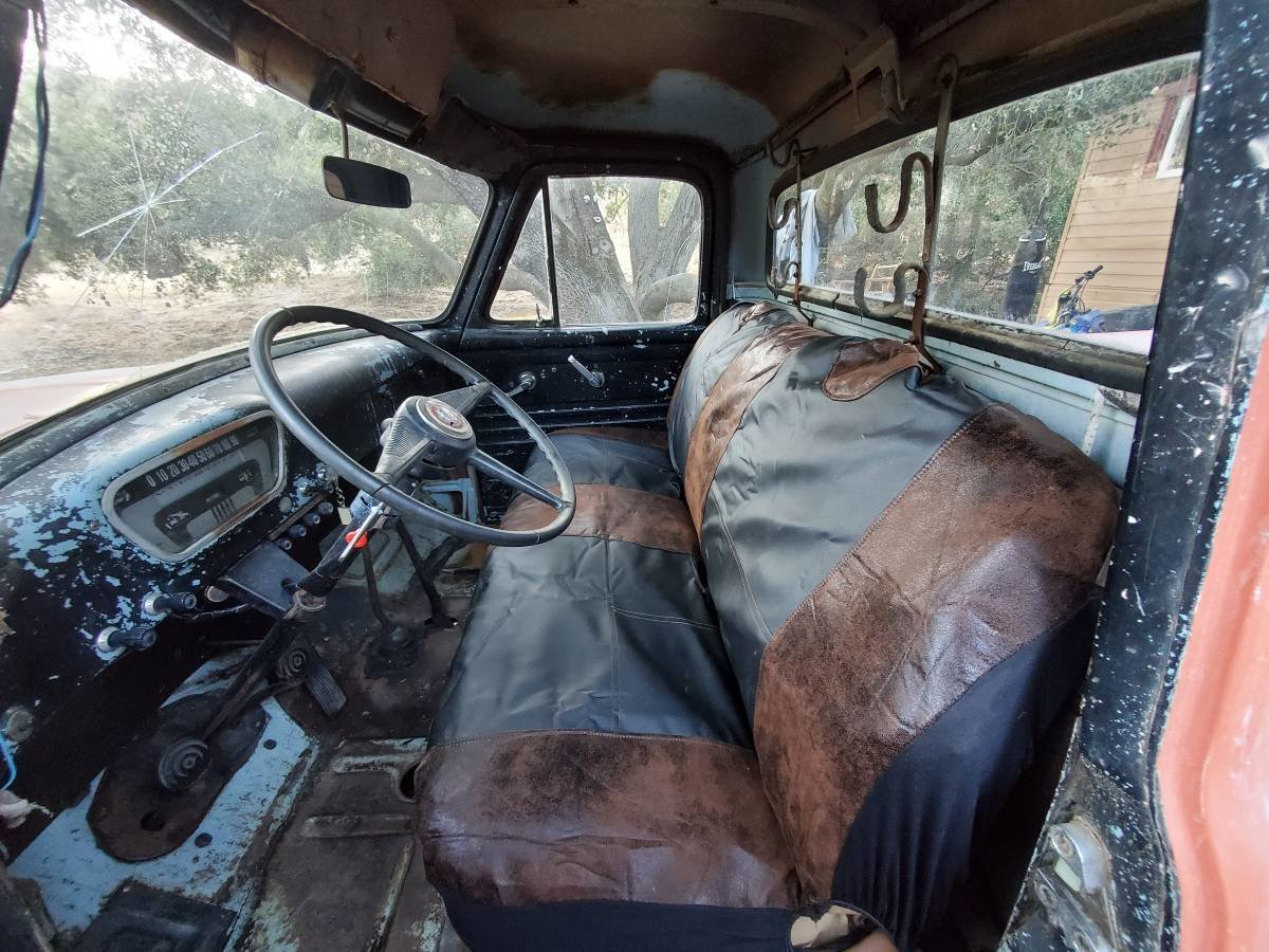 1953 Ford F100 v8 For Sale (picture 4 of 6)