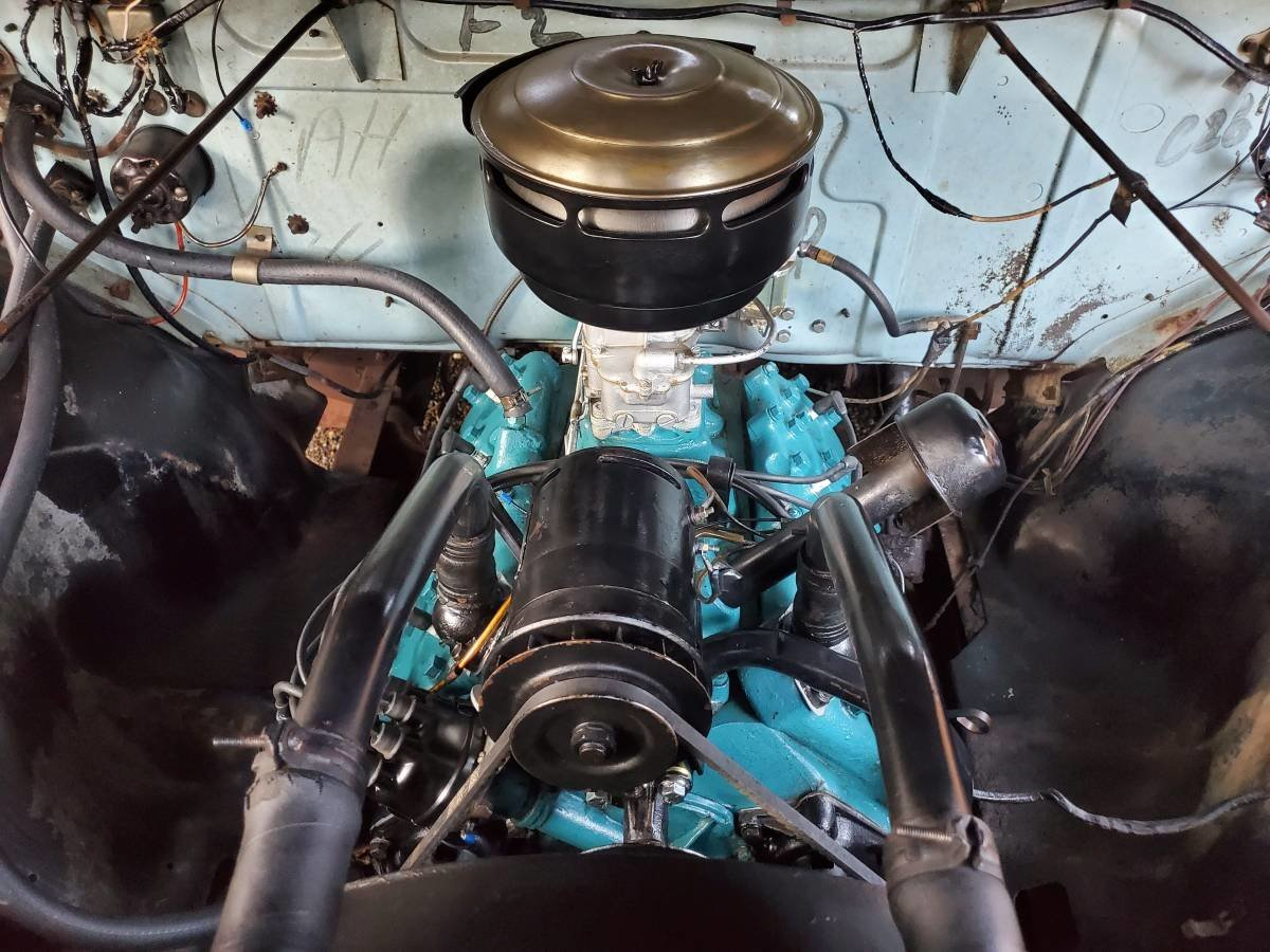 1953 Ford F100 v8 For Sale (picture 6 of 6)