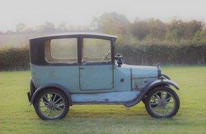 1920 English Coach Built Enclosed Model T