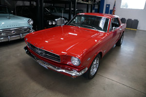 Picture of 1965 Ford Mustang 351 V8 Custom 4 spd 2 Dr Coupe SOLD