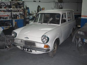 Picture of 1968 Ford Anglia Van 5 Cwt