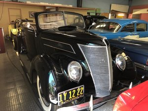 Picture of 1937 Ford Series 78 4 Door Convertible Shipping Included For Sale