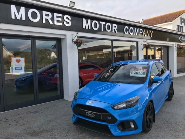 2016 Focus MK3 RS Just 20,800 Miles - Full Mountune Upgrade SOLD (picture 1 of 6)
