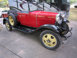 Picture of 1930 Extremely Rare  Ford Roadster Express Truck... Original