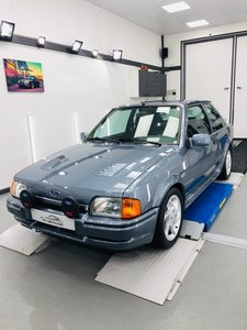 Picture of 1988 Ford Escort RS turbo LHD