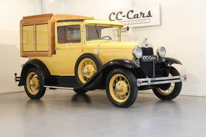 Picture of 1930 Ford A sales van SOLD