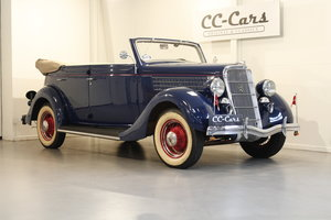Picture of 1935 Ford V8 3,6 Deluxe Convertible For Sale