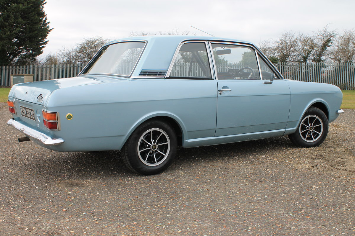 1968 Lotus Cortina MK2 RHD For Sale (picture 3 of 6)