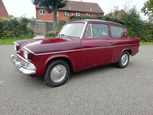 Picture of 1960 Ford Anglia Deluxe 997 + Transferable Reg