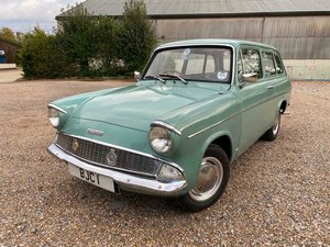 Picture of Super Rare 1964 Ford Anglia 1200cc 123E Estate For Sale