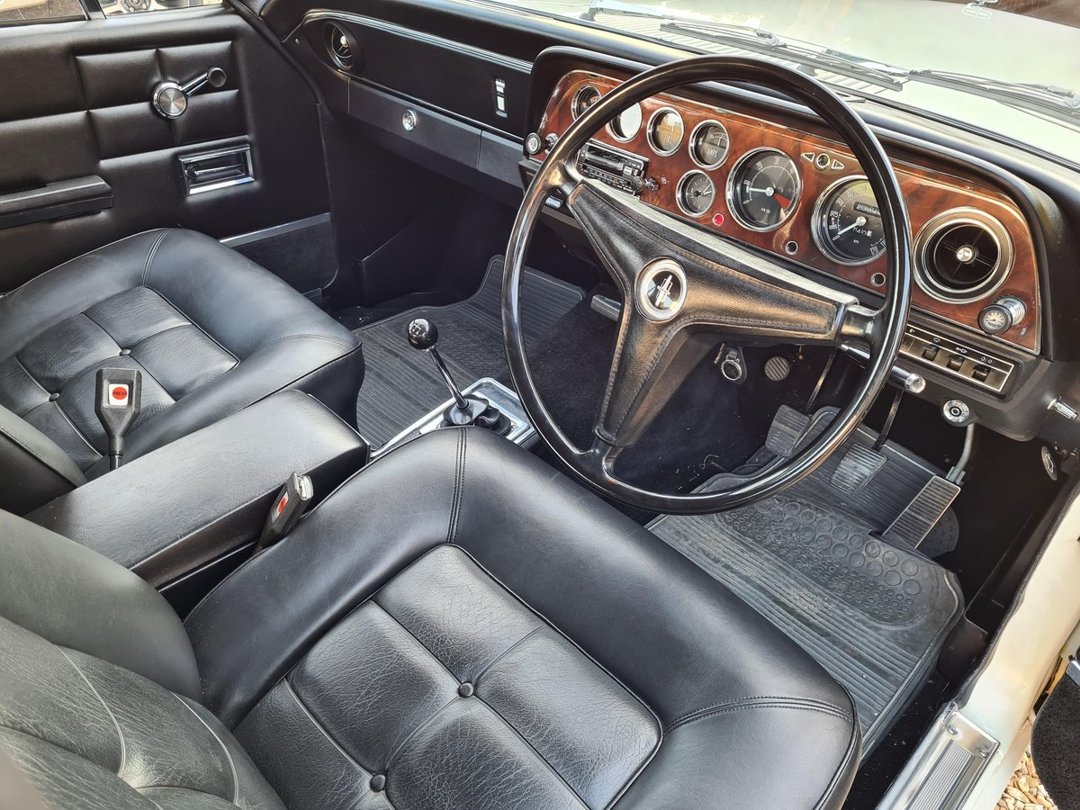 1972 Ford Zodiac MK 4  For Sale (picture 4 of 6)