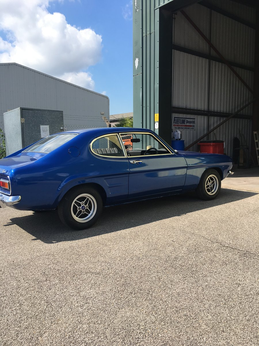 1972 Ford Capri Mark 1 For Sale (picture 1 of 6)