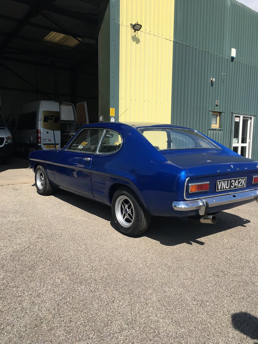 1972 Ford Capri Mark 1 For Sale (picture 2 of 6)